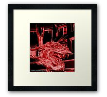 Dragon! Framed Print