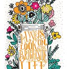 Always look on the bright side by Matthew Taylor Wilson
