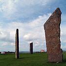 Stones of Stenness by WatscapePhoto