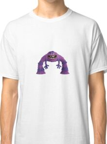 ART from MONSTERS UNIVERSITY Classic T-Shirt