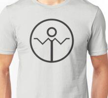 Grey Lantern - Black Meh-Dition Unisex T-Shirt