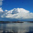 Seaside clouds  by jchanders