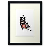 The Dynamic Duo Framed Print