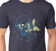 Birdfight Unisex T-Shirt