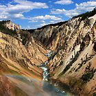 Yellowstone Rainbow by florencewelc