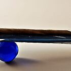 Marble and Feather by jbarnesphotos