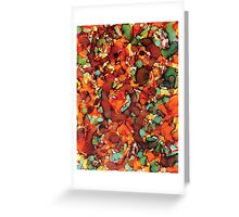 Caliente Greeting Card