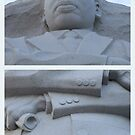 Martin Luther King, Jr. Memorial by SilverLilyMoon
