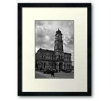 Ten forty five Framed Print