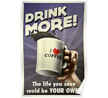 Drink More! Poster