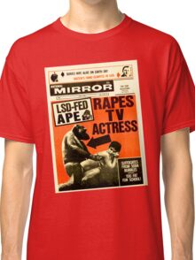 Shock the Monkey Classic T-Shirt
