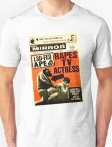 Shock the Monkey Unisex T-Shirt