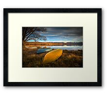 Quiet Times #2 Framed Print