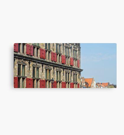 Architecture, Netherlands Metal Print