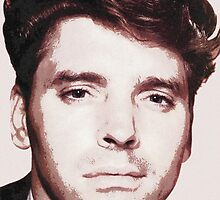 Burt Lancaster in I Walk Alone by Art Cinema Gallery