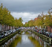 Dutch town (Delft) by mattijs