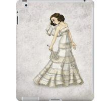 Lace Bride I iPad Case/Skin