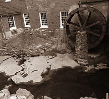 Old mill by rondo620