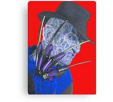 Robert Englund in A Nightmare on Elm Street Canvas Print