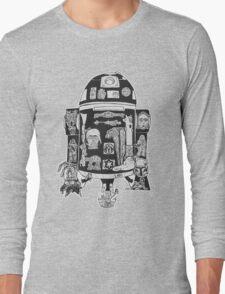 R2-D2 Long Sleeve T-Shirt