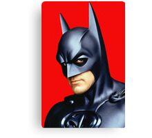 George Clooney in Batman & Robin Canvas Print