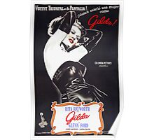 Argentinian poster of Gilda Poster