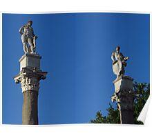Caesar & Hercules, Alameda, Sevilla Poster