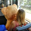 My Bear and I, We're Going Places by ivDAnu