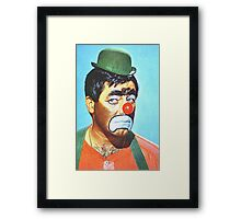 Jerry Lewis in The Family Jewels Framed Print
