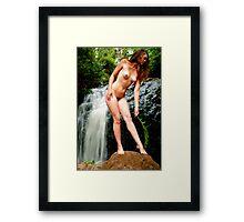 #1238 Framed Print