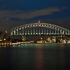 Sydney Harbour by Steve Bass