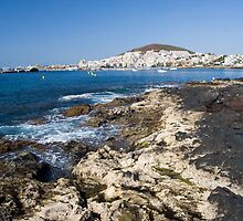 Tenerife Coastline by Artur Bogacki
