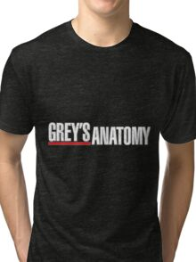 Grey`s Anatomy Tri-blend T-Shirt