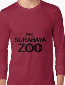 Fix Surabaya Zoo Long Sleeve T-Shirt