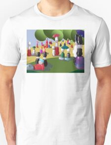 A Sunday Afternoon on the Island of La grande Jatte T-Shirt