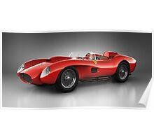 Ferrari 250 Testa Rossa - Spirit Poster