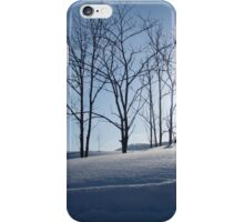 Snow Trees iPhone Case/Skin