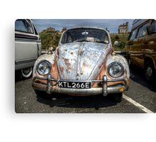 Volkswagen Beetle Canvas Print