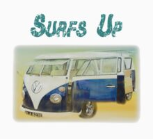 1967 VW Camper T & Hoodie by Country  Pursuits