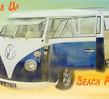 VW Beach Party by Country  Pursuits