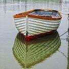 Little boat by Karen  Betts