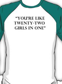 John Mayer - Paper Doll Lyric T-Shirt