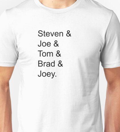 Aerosmith Unisex T-Shirt