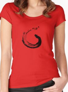 Enso 2 Women's Fitted Scoop T-Shirt