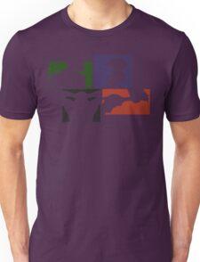 Cowboy Bebop Colored Panels Unisex T-Shirt