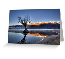 Glenorchy Greeting Card