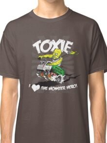 Toxie - I Heart The Monster Hero Classic T-Shirt