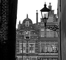 Old Architecture, the Netherlands by mattijs
