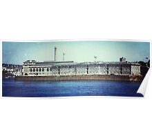 Royal William Yard Poster