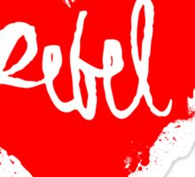 Rebel HEART Sticker